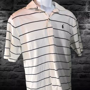 Ralph Lauren Polo Gold Men's Small White EUC